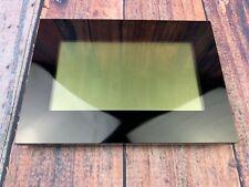 xihaiying 7.5 inch Large Digital Black Wall Clocks Big Numbers Modern Battery