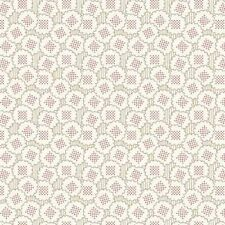 Andover Downton Abbey 2 - The Downstairs Collection 7600 R  Cotton Fabric BTY