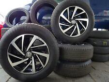 "Sommerkompletträder VW TIGUAN II  215/65R17 auf 7Jx17 ""Montana"" VW 5NA601025P/T"