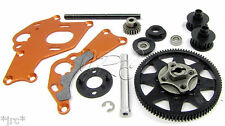SPRINT 2 hpi MOTOR MOUNT, Spur & Pinion Gears (Flux 106168)