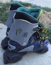 Stabilizer Stunt Roller Blades Skates Size 8 New
