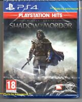 Middle earth Shadow of Mordor  'New & Sealed'   *PS4(Four)*