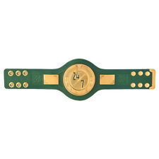Official WWE Authentic 24/7 Championship Mini Replica Title Belt Multi