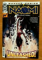 NAOMI #5 Jamal Campbell Main Cover A 1st Print DC Comics 2019  NM