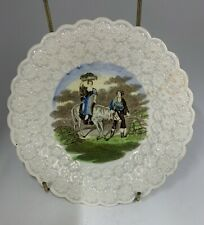 More details for antique childs pottery plate dawson & co circa 1830