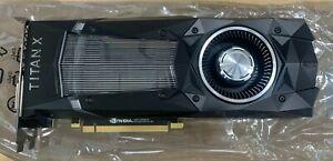 nVidia Titan X 12GB GDDR5X Video Card (Pascal) 900-1G611-2500-000