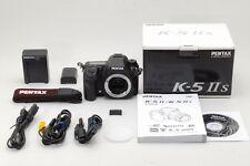 NEAR MINT in BOX  PENTAX K-5 IIs 16.3 MP Digital SLR Camera Japan #Z262