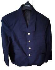 Vintage British Rail Drivers Uniform Jacket 1980'S