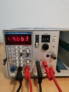 Tektronix PS 501-1 Power Supply 0 - 20 VDC for TM 500 & TM5000 Serie