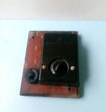 Antique  Black Bakelit fan Regulator & switch board