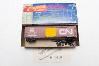 HO ROUNDHOUSE MDC KIT 50' BOX CAR CANADIAN NATIONAL CN 1203