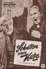 SCHATTEN EINER KATZE (IFB 6013, '61) - HORROR