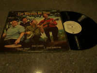 "The Weavers ""On Tour"" VANGUARD LP PETE SEEGER"
