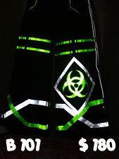 Raver ore Techno Hardstyle Tanz Hose Melbourne Shuffle DJ Fun PHAT Pants P