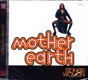 MOTHER EARTH stoned woman( + 6 bonus tracks) CD NEU/ NEW OVP/Sealed