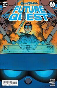 Future Quest #7 Comic 2017 - DC Comics - Space Ghost Herculoids Birdman Mightor