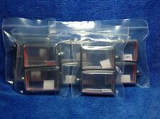 10x Stainless Thai Amulet Phra Somdej Pim Lek Case Cases On Sale 3.5x2.5x.75cm