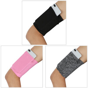 Sports Arm Band Strap Holder Pouch Phone Armband Bag For Yoga Walking Running