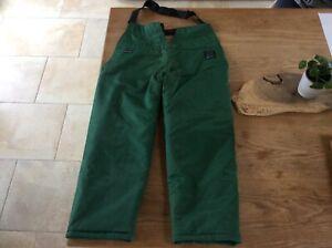 Stihl Chain Saw Trousers Bib and Brace seatless Class 1         00008840859