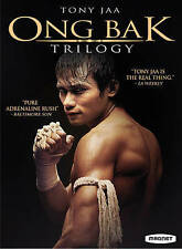 Ong Bak Trilogy (Blu-ray Disc, 2014, 3-Disc Set) BRAND NEW SEALED