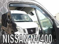 NISSAN NV400  2011 -  LONG  Wind deflectors  2.pc   HEKO  27009