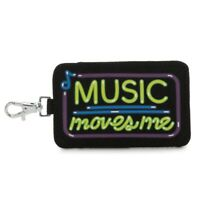 Kipling Keycard Pouch Music Moves Me BNWT