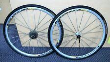 Mavic Ksyrium Equipe Serie 6000 622 x 13 Bike Tires w/ Continental City Contact
