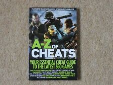 Xbox 360 book of A to Z of cheats