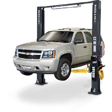 BendPak XPR-10S-LP 10,000 Lb 2-Post Dual-Width Clearfloor Lift with Low-Pro Arms
