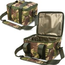 Saber DPM Camo Cooler Bag Fully Insulated Cool Bag Bait Carryall Carp Fishing