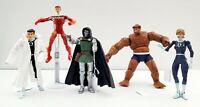 """2004 Toybiz Marvel Legends Fantastic Four Gift Set 6"""" Action Figure  Incomplete"""
