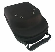 Hat Case - Cap Carrier Case for 6 Hats - Black