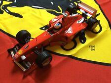 """Ferrari F399  1999 Hotwheels 1:18 """"Schumacher """""""