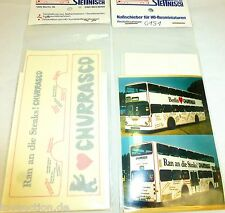 churrasco Filetes Berlín stettnisch mojaron la DIAPOSITIVA busbeschriftung SD200