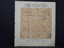 Wisconsin, Walworth County Map, 1930 Sugar Creek Township L21#41