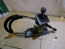 VW GOLF MK5 1.4FSI 5 SPEED MANUAL GEAR STICK SELECTOR LINKAGE CABLES 1K0711049AQ