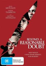 Beyond A Reasonable Doubt - Drama / Thriller / Crime - Michael Douglas - NEW DVD