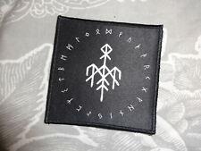 Wardruna Patch Ambient, Neofolk Gaahl Heilung 666