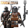 NEW STAR WARS MANDALORIAN #2 MINI BUILDING BLOCK USA SELLER