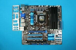 ASUS Motherboard P8Z68-M PRO LGA 1155 16GB DDR3 I/O Shield
