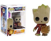 Guardians of the Galaxy Baby Amazing Groot w Plate Figure 208 a F01