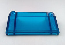 LEGO  WINDSCREEN SPACE TRANS DARK BLUE  33  3X6
