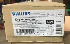 Lot of (40) Philips ALTO  TL5-54W/830/HO Fluorescent Tubes - Case of 40 tubes