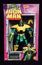 "1994 VTG Iron Man Mandarin Deluxe Edition 10"" Figure Poseable NEW Toy Biz Marvel"