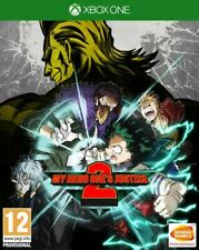 My Hero One's Justice 2 (Xbox One) Beat 'Em Up ***NEW*** FREE Shipping, Save £s