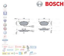 PASTIGLIE FRENO ANTERIORI AUDI A3 SEAT ALTEA VW GOLF 1.6 1.9 BOSCH 0986494019