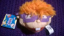 A estrenar con las etiquetas Rugrats Chuckie Finster peluche Beanbag cabeza de carácter