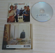 CD ALBUM WATERLOO - ABBA 14 TITRES 2001