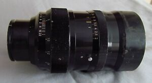 Arriflex-Cine Xenon 1:2/100 Movie Camera Lens