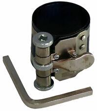 Collier compresseur de segments sur pistons à rochet cliquet 60-90mm